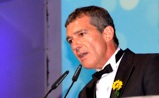 Antonio Banderas 55th Birthday / Starlite Gala 2015